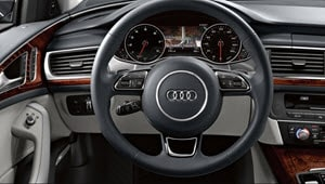 Audi A6 Features And Technology