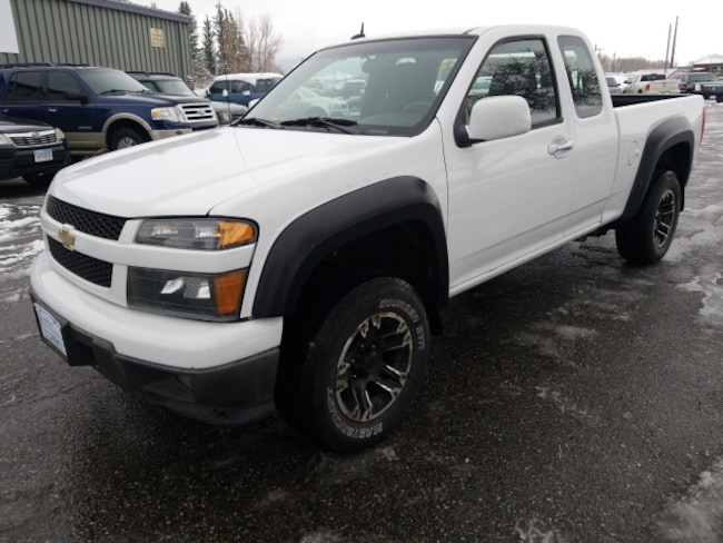 2010 Chevrolet Colorado Work Truck Extended Cab Truck I-4 cyl