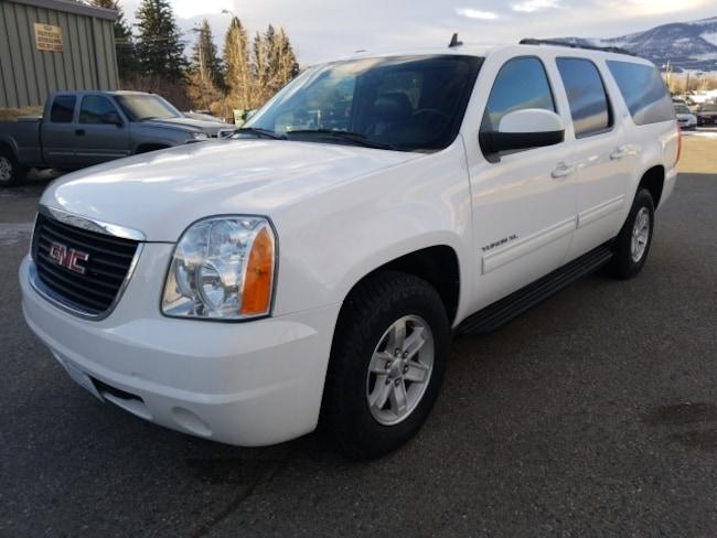 2014 GMC Yukon XL 1500 SLT SUV V-8 cyl