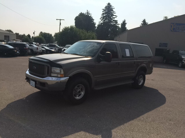 Used 2004 Ford Excursion Eddie Bauer 60l For Sale Livingston Mt. 2004 Ford Excursion Eddie Bauer 60l Suv V8 Cyl. Ford. 2004 Ford Excursion 4x4 Front End Diagram At Scoala.co