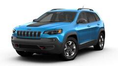 2019 Jeep Cherokee TRAILHAWK 4X4 Sport Utility