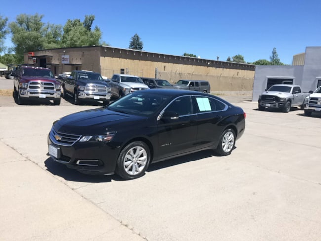 2017 Chevrolet Impala LT w/1LT Sedan V-6 cyl
