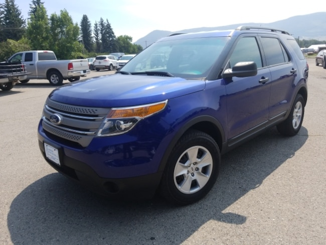 2013 Ford Explorer Base SUV V-6 cyl
