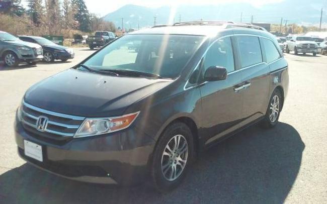 2011 Honda Odyssey EX-L Passenger Van V-6 cyl