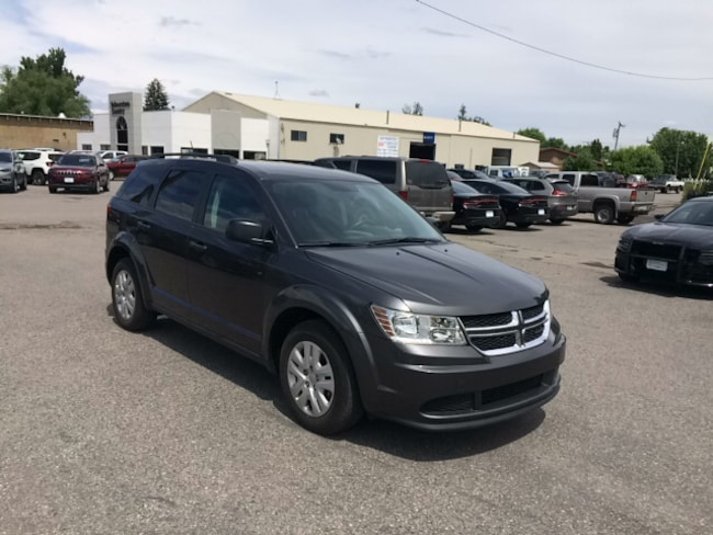 2016 Dodge Journey SE SUV I-4 cyl