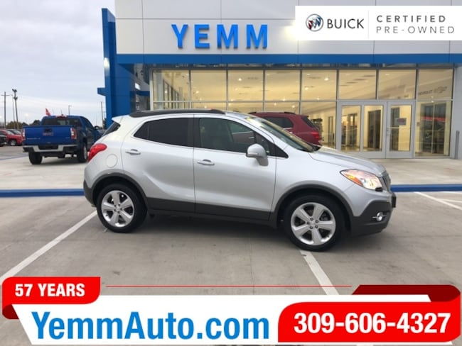 2016 Buick Encore Leather SUV