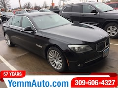 2012 BMW 7 Series 750Li Xdrive Sedan