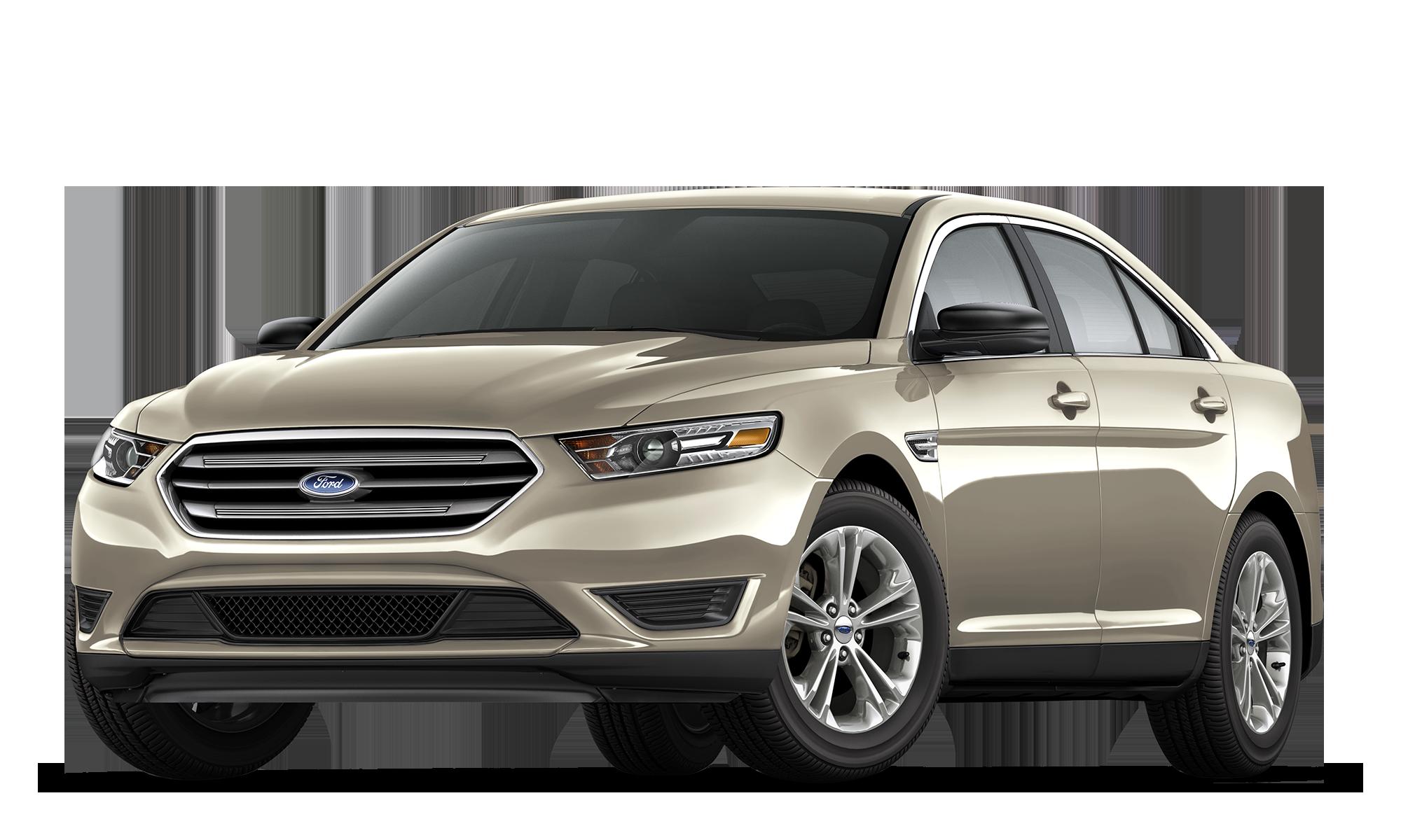 New 2018 Ford Taurus SE at