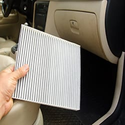 $10 Mail-in Cab Air Filter Rebate