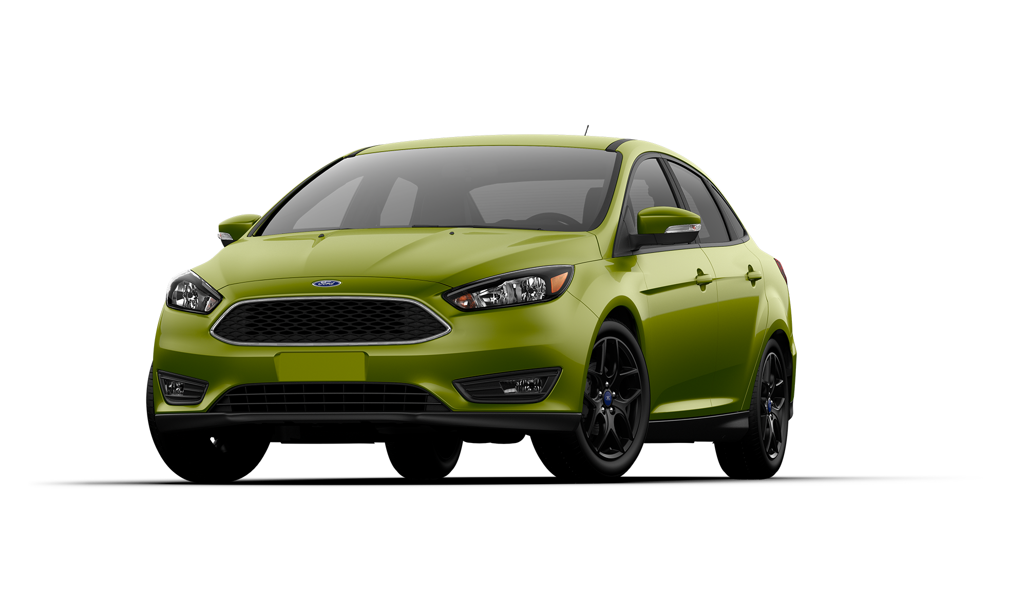 New 2018 Ford Focus SE at