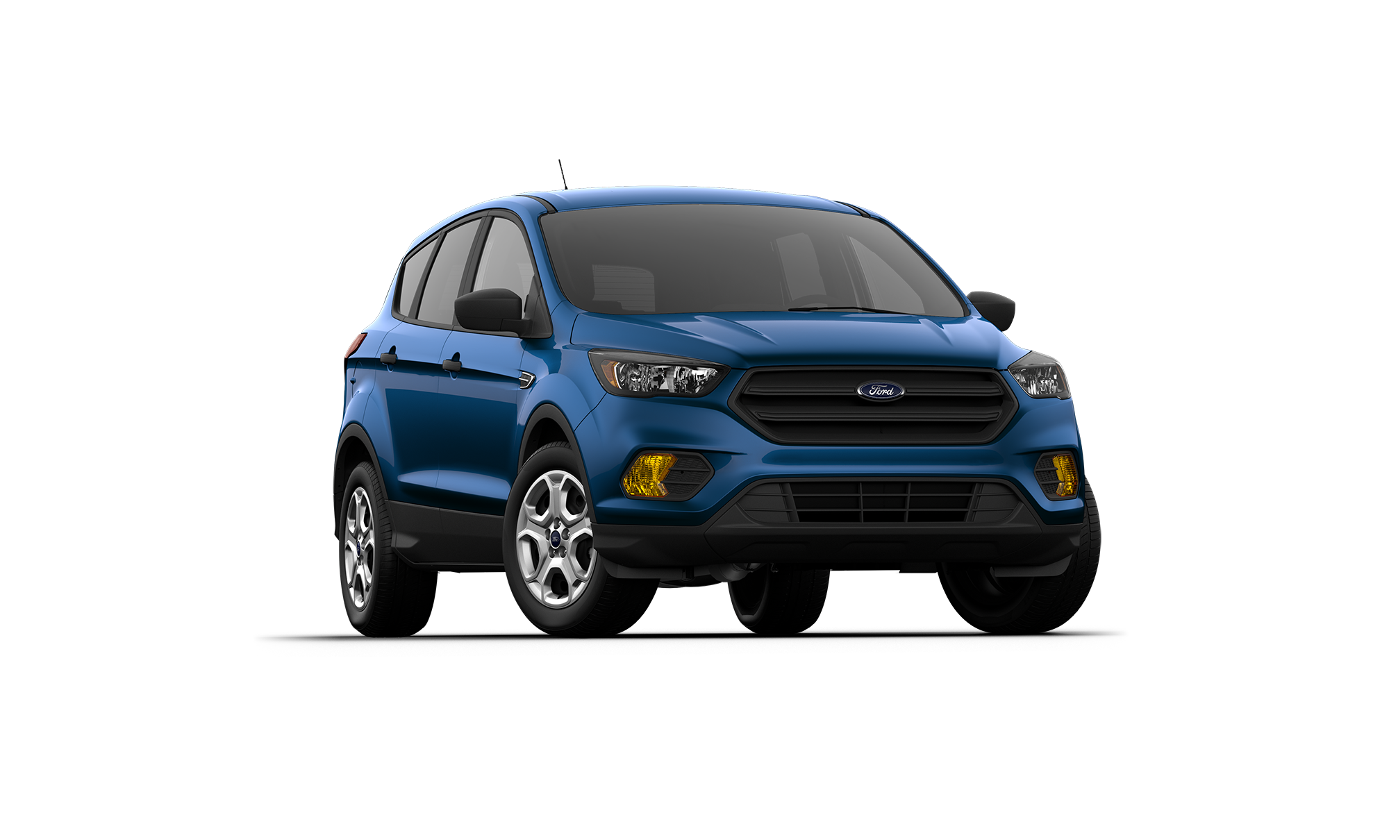 New 2018 Ford Escape S FWD at
