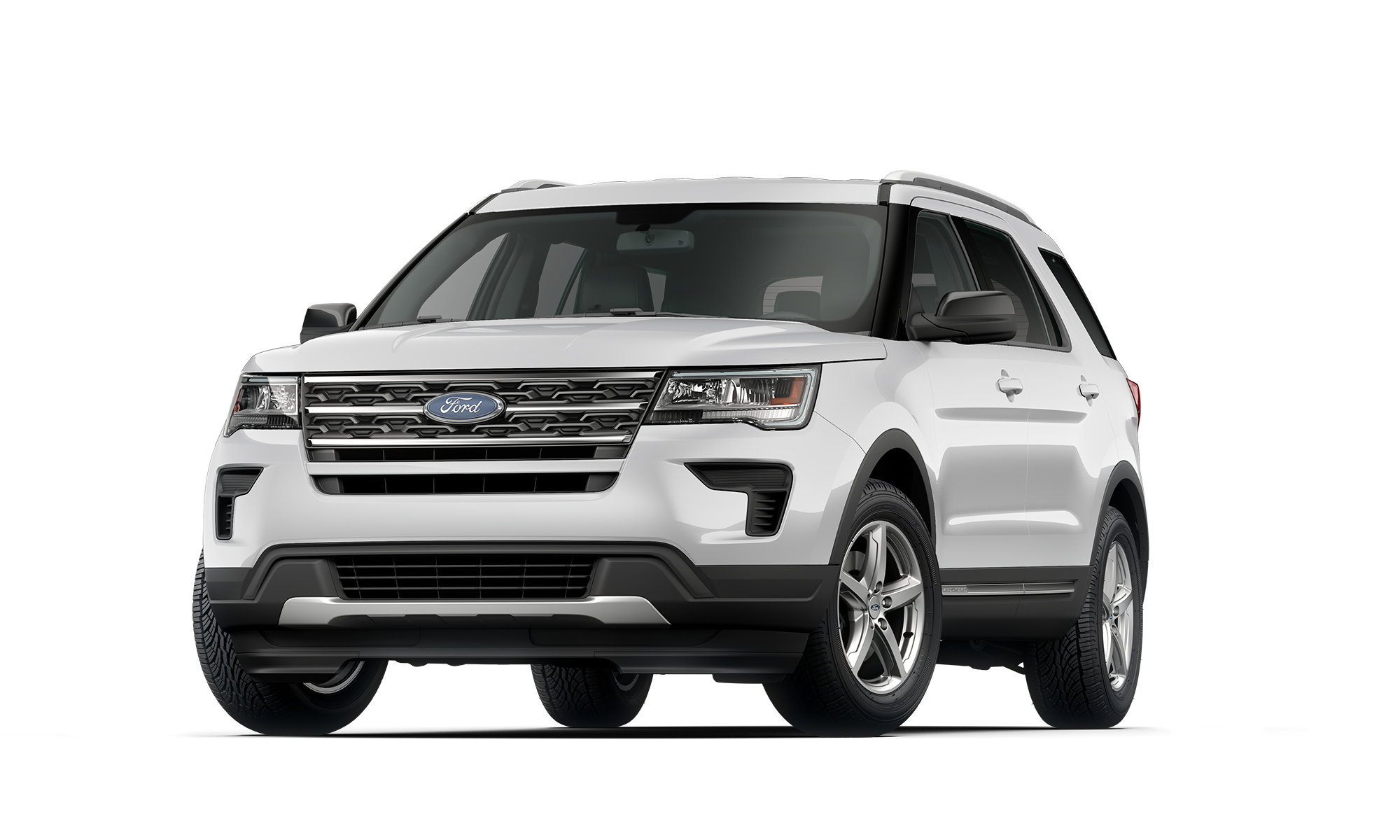 New 2018 Ford Explorer XLT 4WD at