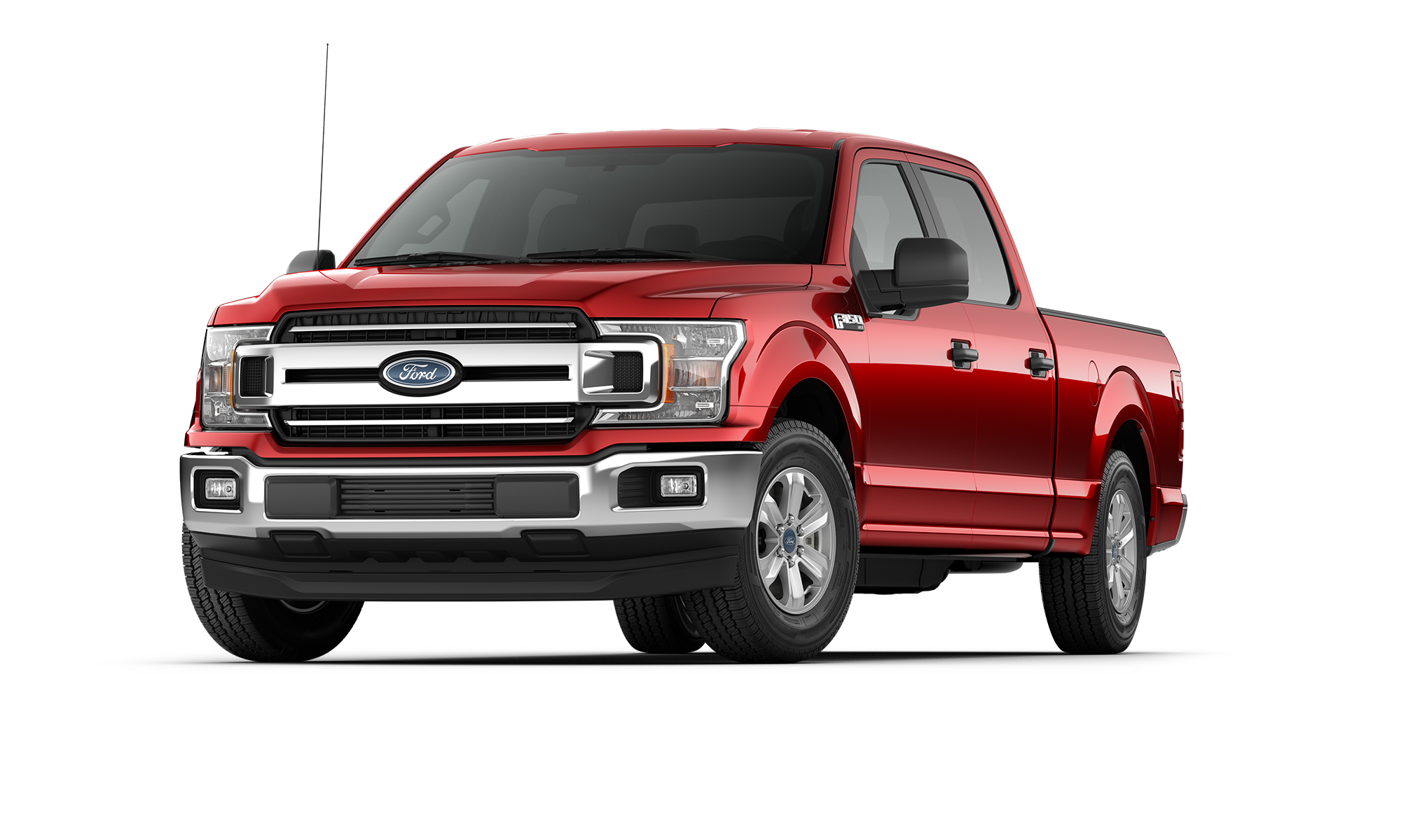 New 2018 Ford F-150 4x4 XLT SuperCrew at