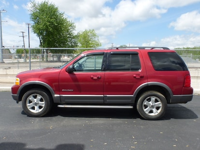 Used 2004 Ford Explorer For Sale at Yoder Ford Inc  | VIN