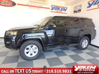Certified Pre-Owned 2015 Toyota 4Runner SUV in Shreveport near Texarkana
