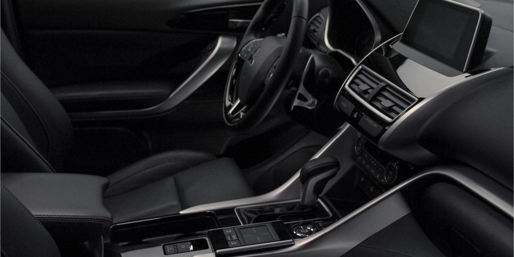 2020 Mitsubishi Eclipse Cross Interior