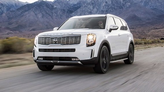 The Kia Telluride Is The 2020 Motortrend Suv Of The Year Learn What It Takes To Earn This Prestigious Award Yonkers Kia 1850 Central Park Avenue Yonkers New York