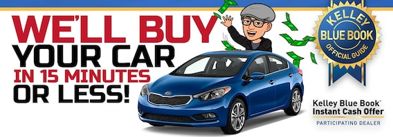 Kbb Used Car Value Calculator >> Kelley Blue Book Instant Cash Offer Yonkers Kia Used Car