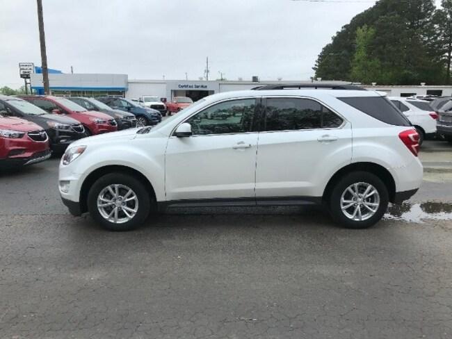 2017 Chevrolet Equinox LT SUV
