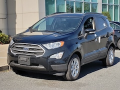2018 Ford EcoSport SE SUV near Boston
