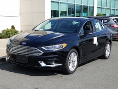 2018 Ford Fusion SE Sedan near Boston