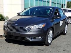 2017 Ford Focus Titanium Hatchback near Boston