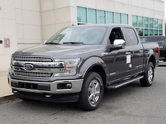 2018 Ford F-150 Lariat Truck SuperCrew Cab near Boston