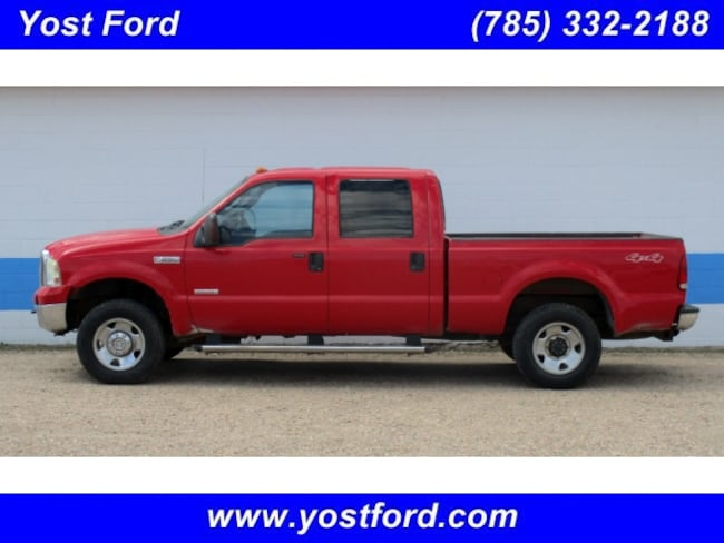 ford f250 turbo diesel 2007