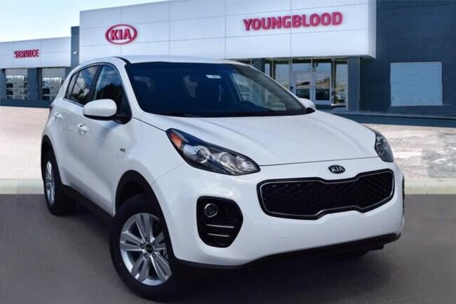 New 2019 Kia Sportage LX SUV in Springfield, MO