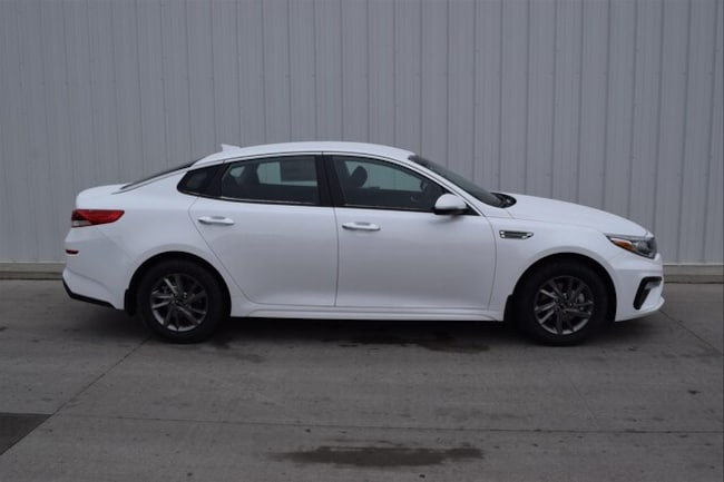 New 2019 Kia Optima LX Sedan in Springfield, MO