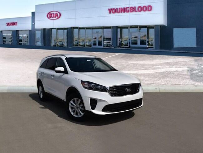 New 2019 Kia Sorento 2.4L LX SUV in Springfield, MO