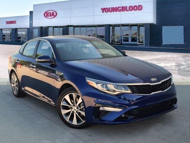 New 2019 Kia Optima S Sedan in Springfield, MO