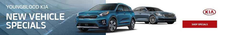 Youngblood Kia New Vehicle Specials