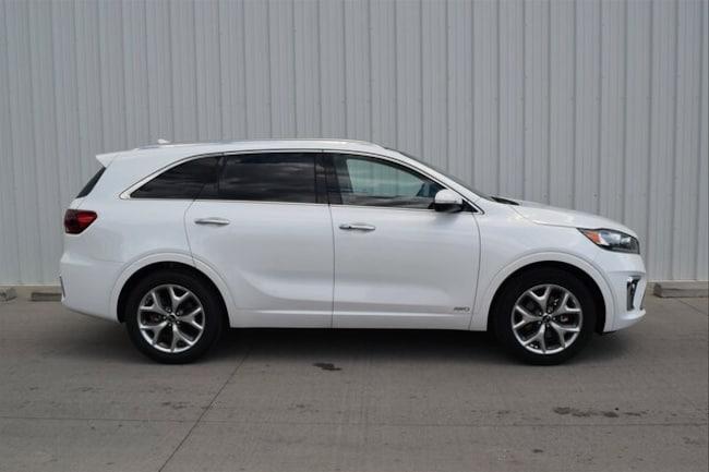 New 2019 Kia Sorento 3.3L SX SUV in Springfield, MO