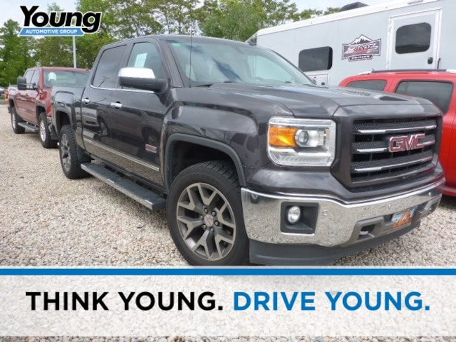 Used 2014 GMC Sierra 1500 SLT Truck for sale in Layton, UT at Young Buick GMC