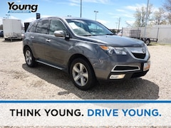 Used 2012 Acura MDX Technology SUV 2HNYD2H41CH529302 for sale in Ogden, UT
