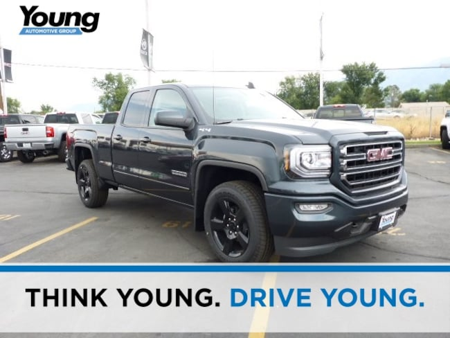 New 2019 GMC Sierra 1500 Limited Base Truck for sale in Layton, Utah at Young Buick GMC