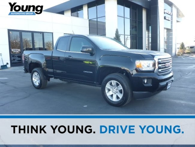 New 2018 GMC Canyon SLE1 Truck for sale in Layton, Utah at Young Buick GMC