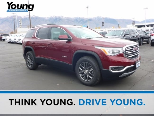 New 2018 GMC Acadia SLT-1 SUV for sale in Layton, Utah at Young Buick GMC