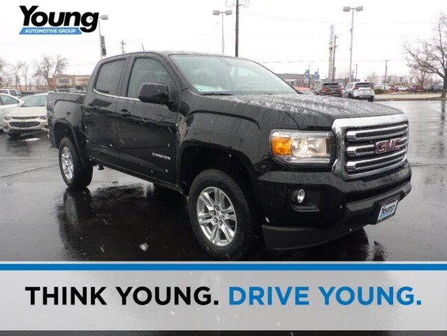 New 2019 GMC Canyon SLE1 Truck for sale in Layton, Utah at Young Buick GMC
