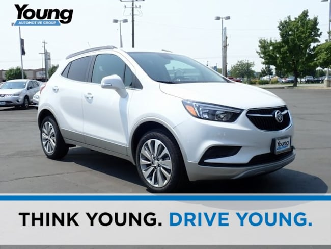 New 2019 Buick Encore Preferred SUV for sale in Layton, Utah at Young Buick GMC