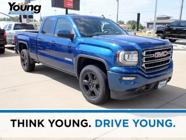 New 2019 GMC Sierra 1500 Base Truck for sale in Layton, Utah at Young Buick GMC