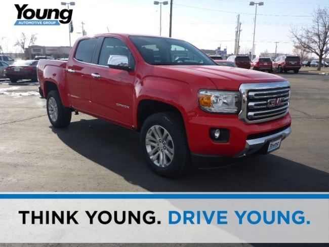New 2019 Gmc Canyon For Sale At Young Automotive Group Vin