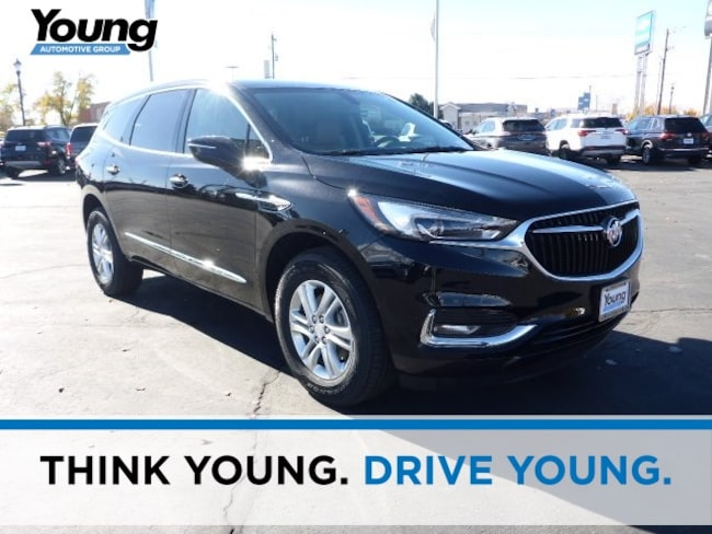 New 2019 Buick Enclave Essence SUV for sale in Layton, Utah at Young Buick GMC