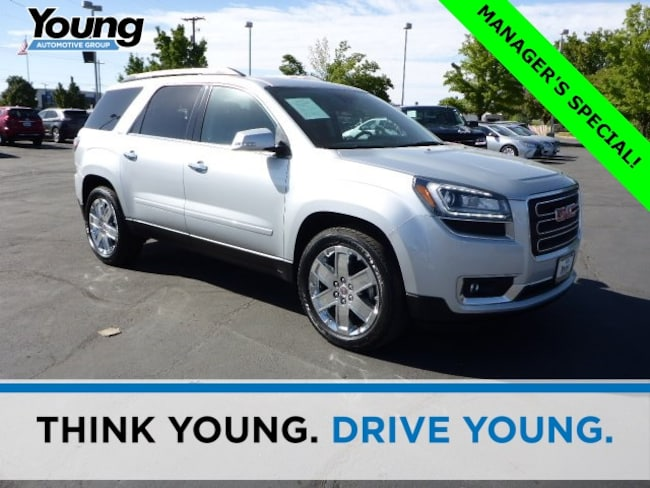 Used 2017 GMC Acadia Limited Limited SUV for sale in Layton, UT at Young Buick GMC
