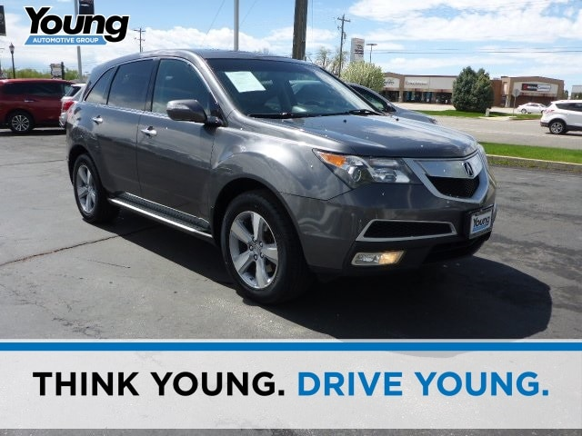 2012 Acura MDX Technology SUV for sale in Logan, UT at Young Toyota Scion