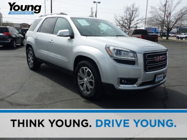 Used 2016 GMC Acadia SLT-1 SUV for sale in Layton, UT at Young Buick GMC