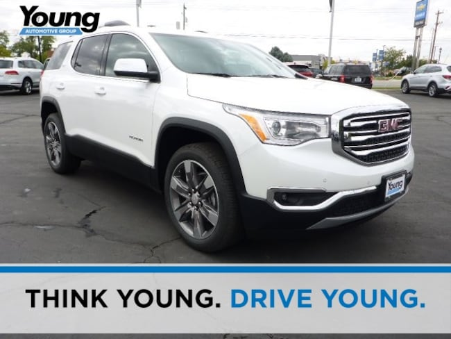 New 2019 GMC Acadia SLT-2 SUV for sale in Layton, Utah at Young Buick GMC