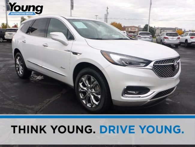 Used 2019 Buick Enclave Avenir SUV for sale in Ogden, UT at Avis Car Sales