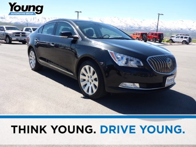 Used 2014 Buick Lacrosse Premium I Group Sedan for sale in Ogden, UT at Avis Car Sales